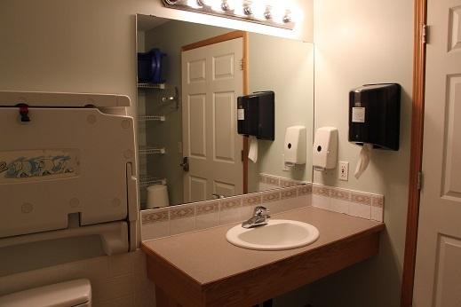 Client bathroom 1