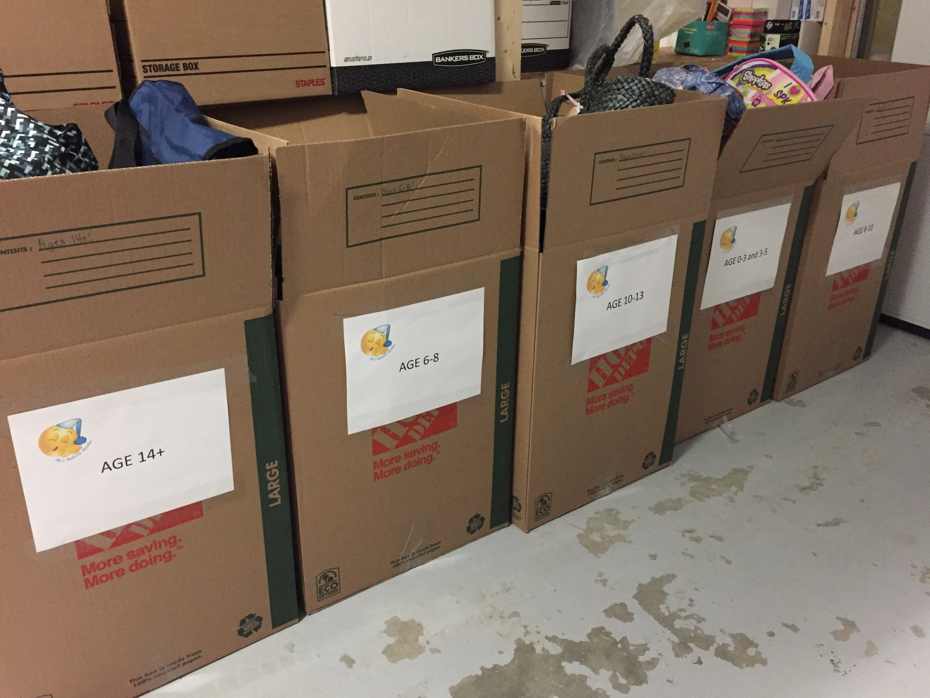 Ems' boxes two