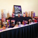 Sweet treats for all guests courtesy of Rich-Lee Custom Homes.