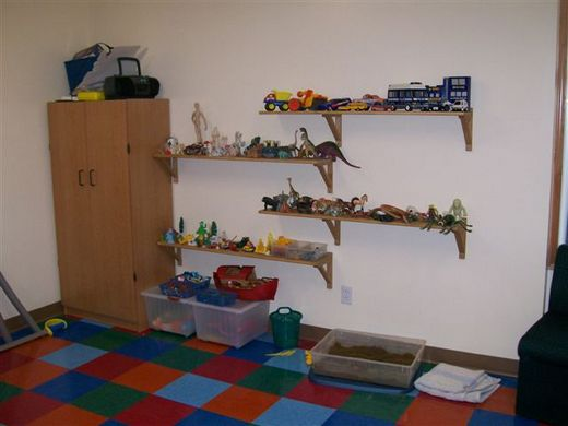 Strathmore Shelter Play Area